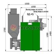Пеллетный Котел 171-Светлобор187- 45 кВт фото