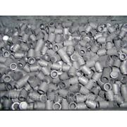 Тигли графитовые для газовога анализа металов и сплавов (спектрально-чистые) фото