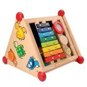 Игрушки деревянные фото
