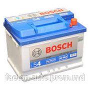 Аккумулятор BOSCH 60Ah S4 фото