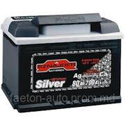 Аккумулятор SZNAJDER Silver 80 R фото