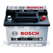 Аккумулятор Bosch 56Ah S3 фото