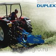 Сегментно-пальцевые косилки DUPLEX фото