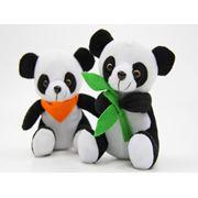 Мягкие игрушки Панда ассорти фото