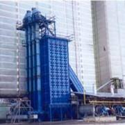 Зерносушилка шахтная СП-50 фото