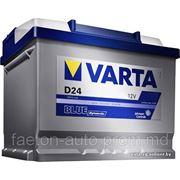 Аккумулятор VARTA Blue 80 фото