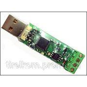 Универсальный автомобильный адаптер K-L-линии USB фото