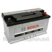 Аккумулятор BOSCH 90Ah S3 фото