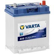 Аккумулятор VARTA Asia 40 JR, JL фото