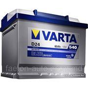 Аккумулятор VARTA Blue 60 фото