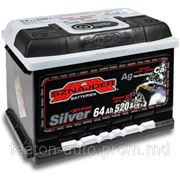 Аккумулятор SZNAJDER Silver 64 R фото