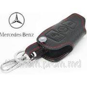 MERCEDES-BENZ B200 R200 R300 LEATHER SMART KEY HOLDER фото