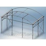 Polycarbonate & Plastic Greenhouse Systems фото