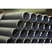 Труба стальная электросварная круглые Ду 25х1,5 общего назначения по ГОСТ 10704-91, ГОСТ 10705-80 фото