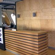 Стойки офисные от талантливых архитекторов, дизайнеров фото
