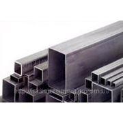 Труба стальная прямоугольная, квадратная, профильная Ду50х25х2,0 общего назначения по ГОСТ 8645-68, ГОСТ 8639-82 фотография