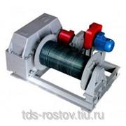 Лебедка тяговая электрическая ТЭЛ-2 фото