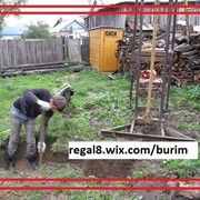 Бурение Скважин на воду в Казани фото