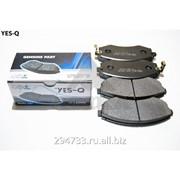 Колодка дискового тормоза передняя Yes-Q Ceremic, кросс_номер 5810133C00 фото