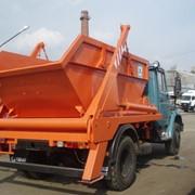 Вывоз мусора и снега в Екатеринбурге. Аренда спецтехники. фото