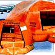 Плот спасательный авиационный фото