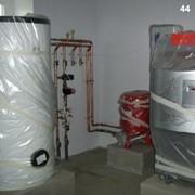 Установка оборудования скважин
