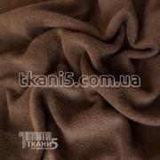 Ткань Флис коричневый (200 GSM) 1868 фото