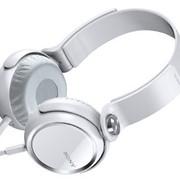 Наушники Sony Earphones MDR-XB400 White фото