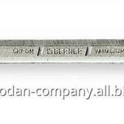 104425 ТМ Berner Ключи гаечные накидные двусторонние, 24х27 мм (длина 250 мм) фото