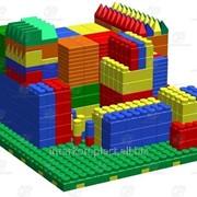 Базовый набор GigaBloks для группы детского сада 4-5 лет фото