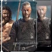 Чехол на iPad 5 Air Викинги 2668c-26 фото