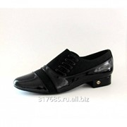 Туфли для стандарта Dancefox MST-112 фото