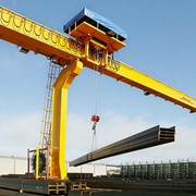 Модернизация оборудования козловых, мостовых и башенных кранов фото