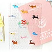 Обложка для паспорта 'Joo Zoo Clear' - Dot фото