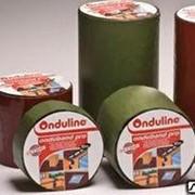 Изоляционная лента Ондубанд | Ондулин | цвет- красный фото