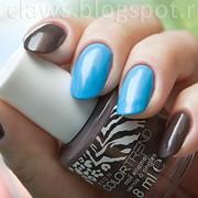 """Лак для ногтей """"Яркое настроение"""" серии Color Trend фото"""