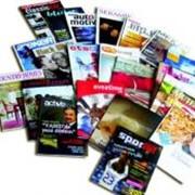 Сбор рекламы для размещения в прессе фото
