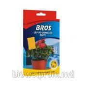 BROS клейкий лист для горшков 10 шт. фото