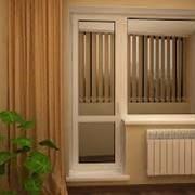 Двери для балкона фото