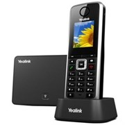 Беспроводная телефонная система Yealink W52P фото