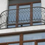 Французские балконы. Ковка. фото