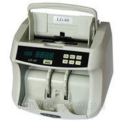 Счетчик банкнот Speed LD-60 фото