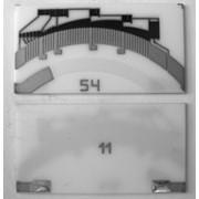 Двухсторонний резистивный элемент датчика уровня топлива фото