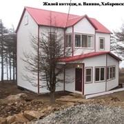 Двухэтажные жилые дома