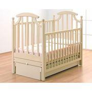 Кроватки деревянные детские фото