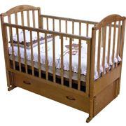 """кроватка детская деревянная """"Baby Expert"""" фото"""