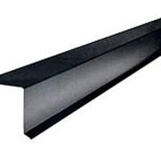 Ветровая планка ВП-250 1.5м Серый графит RAL7024 фото