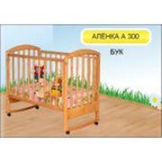 Кроватка детская Алёнка Код: А 300 фото