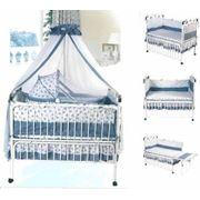 Кроватка-манеж Geoby TLY612 фото