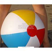 Мячи надувные фото